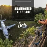 Bali's Abandoned Airplane