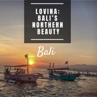 Lovina - Bali's Northern Beauty