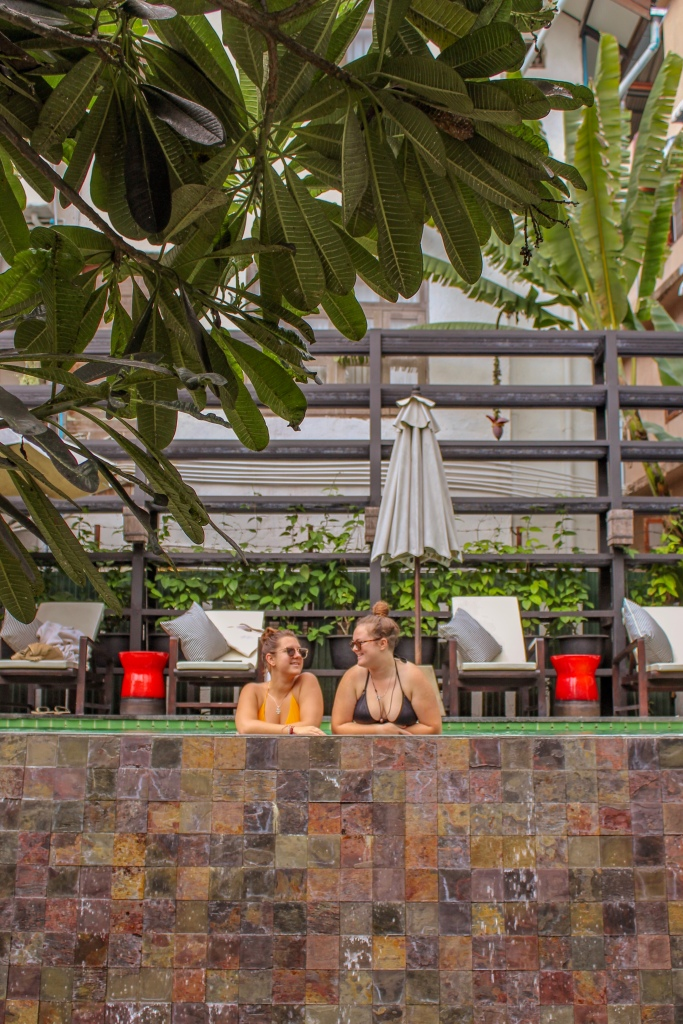 Baan Saen Fang Hotel Infinity Pool