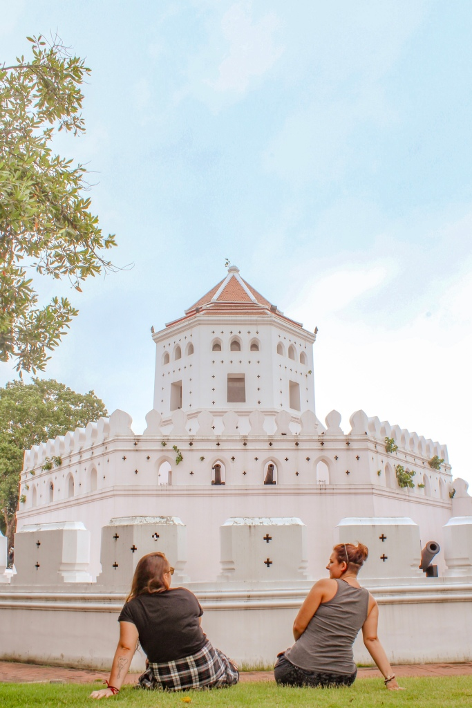 How to spend 2 days in Bangkok - Phra Sumen Fort