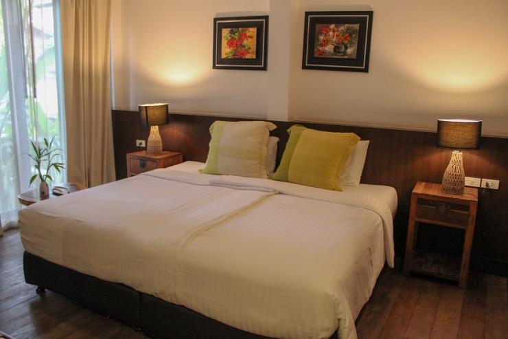Baan Saen Fang Bedroom