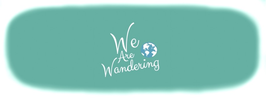 We Are Wandering Logo