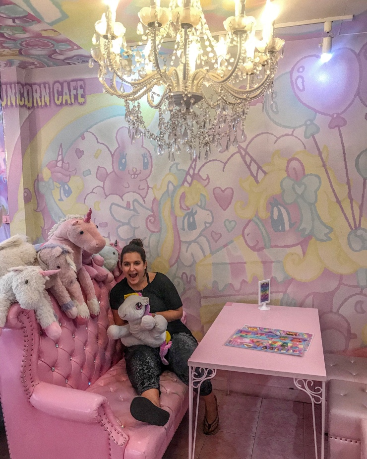 How to spend 2 days in Bangkok - Unicorn Cafe