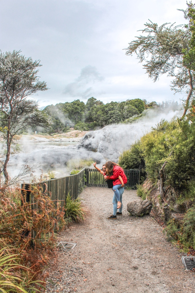 Things to do in Rotorua. Te Puia Rotorua