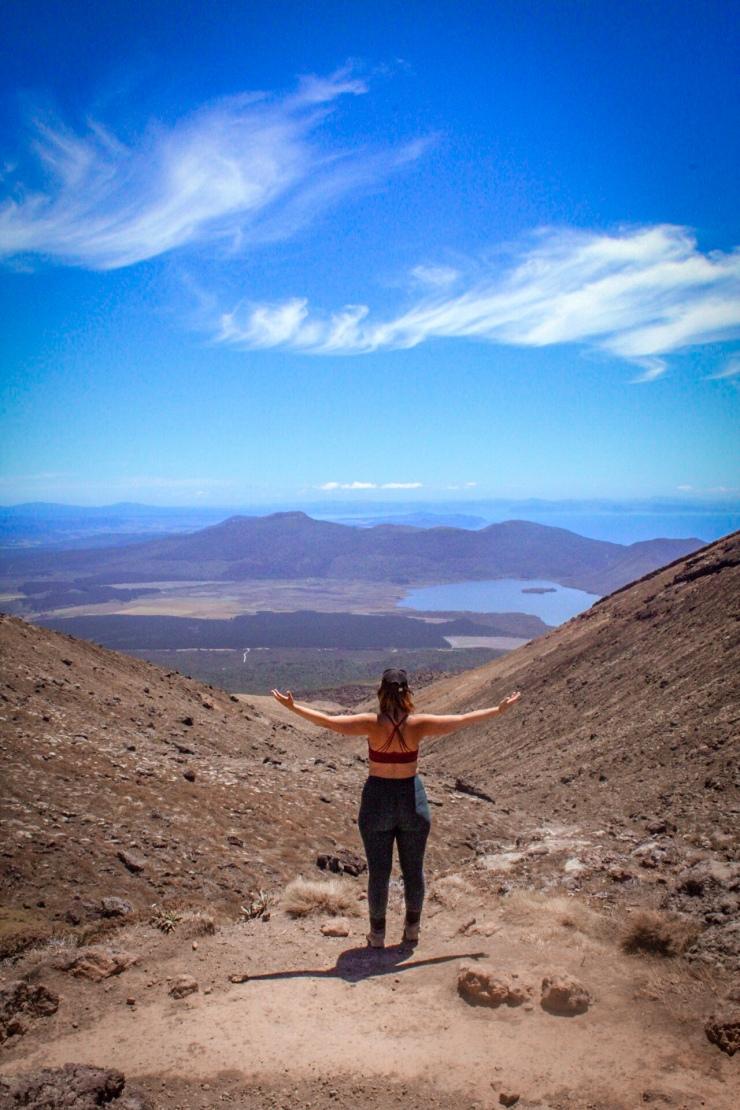 How to survive the Tongariro Alpine Crossing