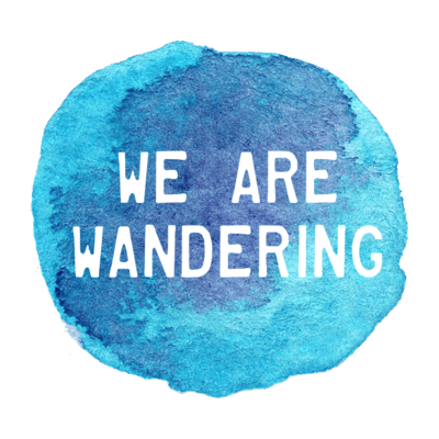 We Are Wandering couples travel blog