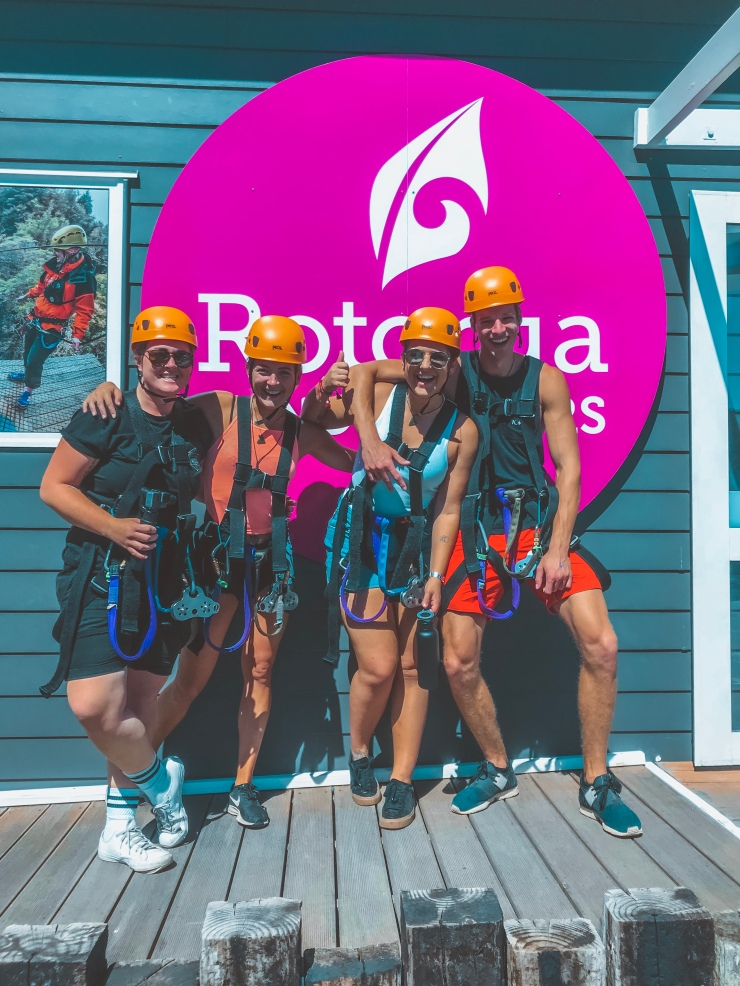 Canopy Tours Rotorua best thing to in New Zealand