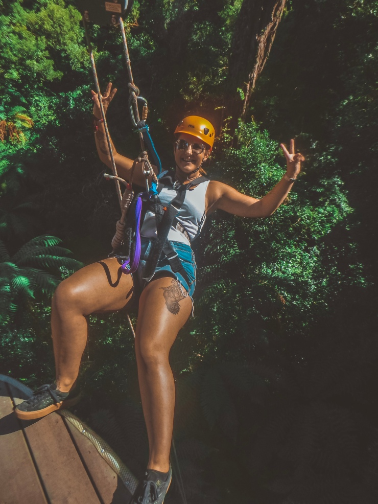 Canopy Tours Rotorua top things to do in New Zealand