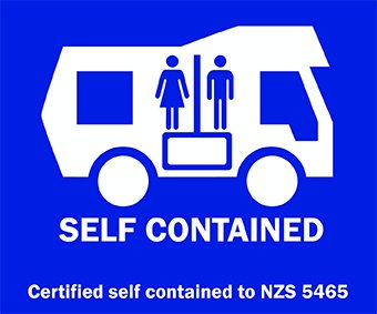Self Contained Camper Van