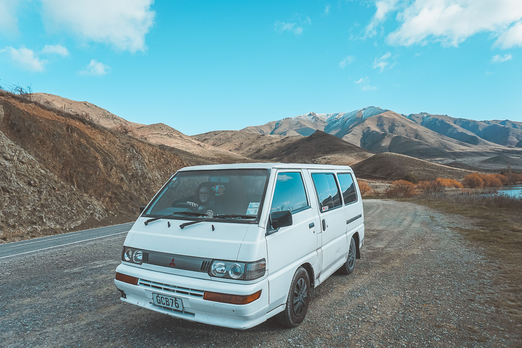 Patch the camper van build in the South Island of New Zealand. Vanlife at its best!
